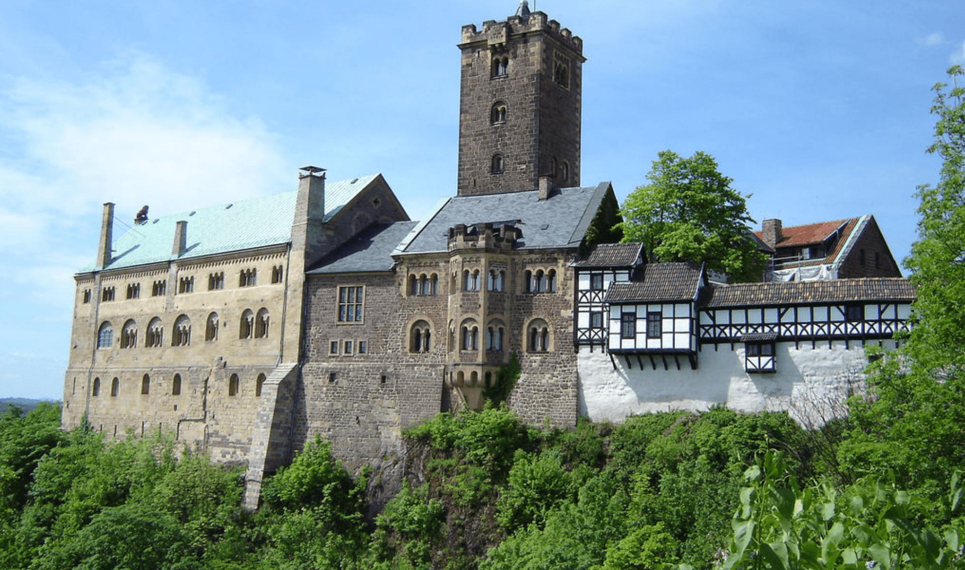 Fietsvakantie Thüringen