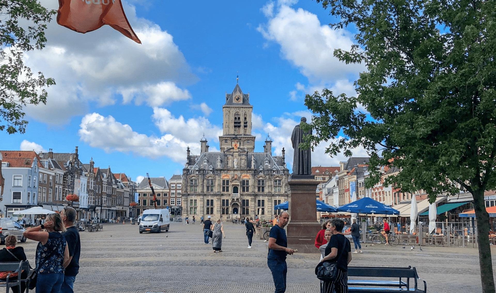Fietsvakantie Hollandse Waterslandschappen