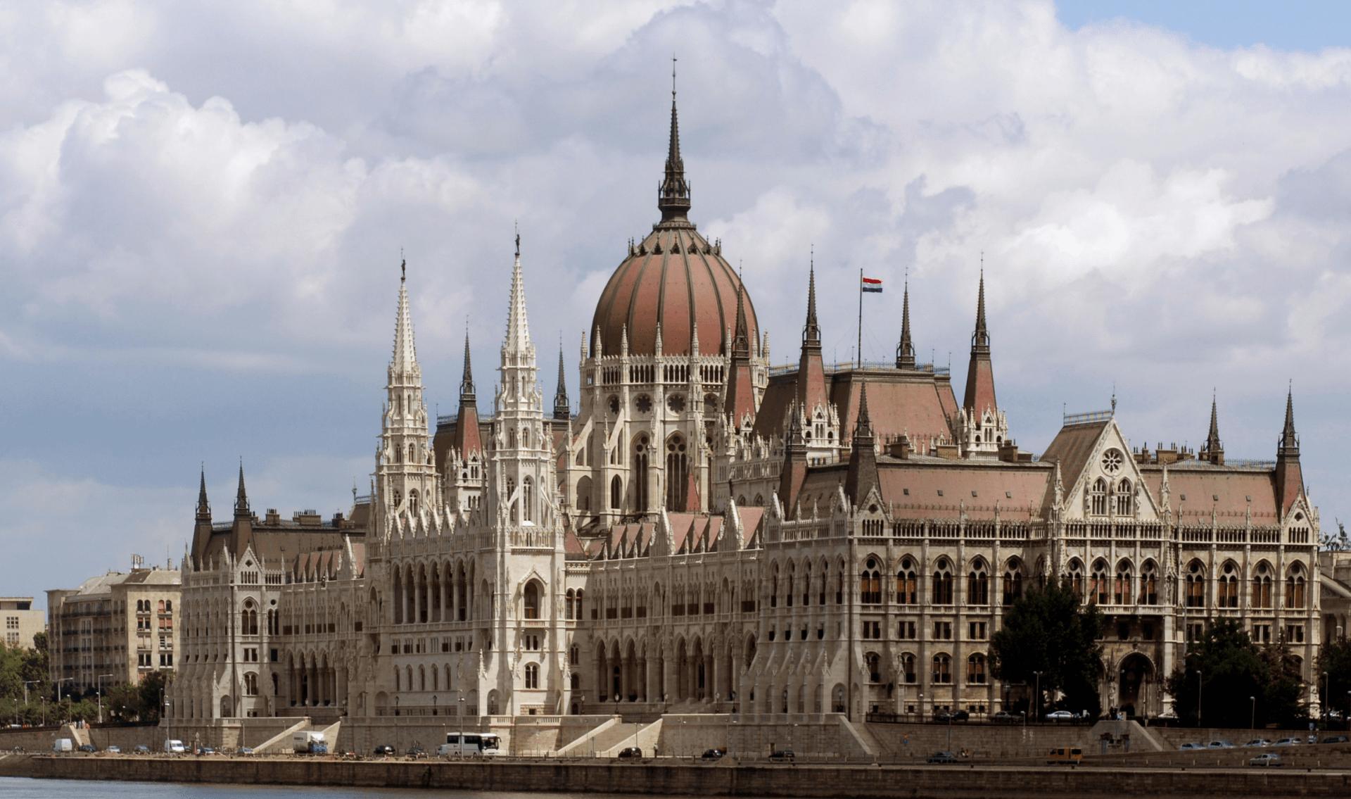 Fietsvakantie van Wenen naar Budapest