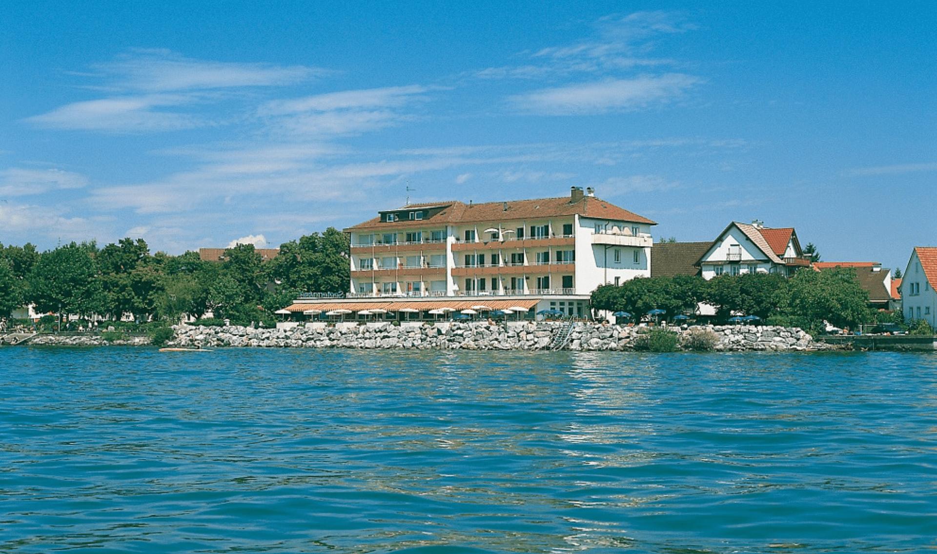 Fietsvakantie Bodensee, 1 hotel (Langenargen)