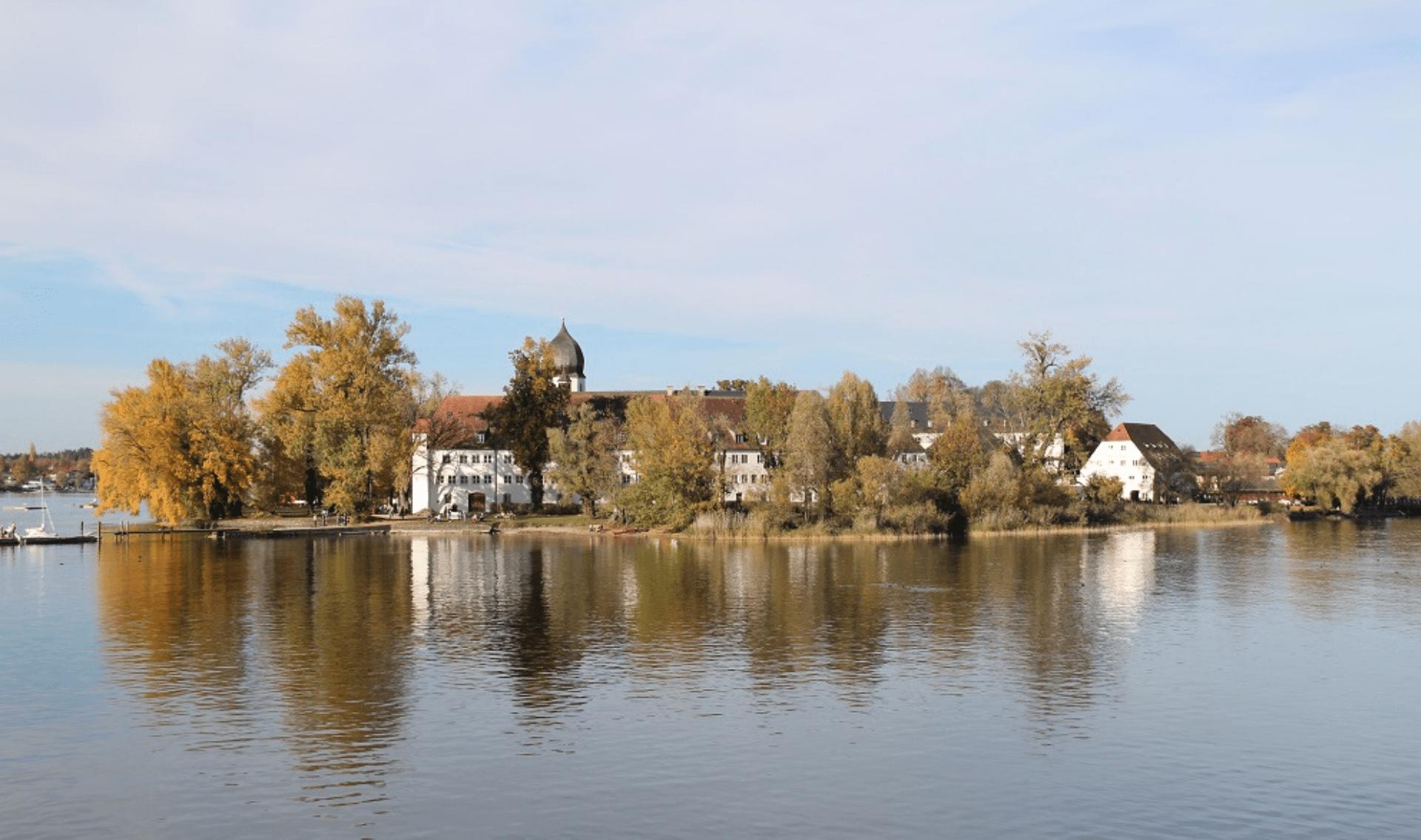 Fietsvakantie Beieren Chiemsee, Bayerischer Hof