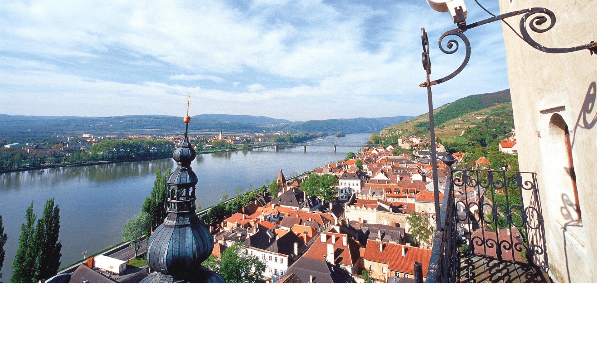 Fietsvakantie Passau naar Wenen (Luxe)