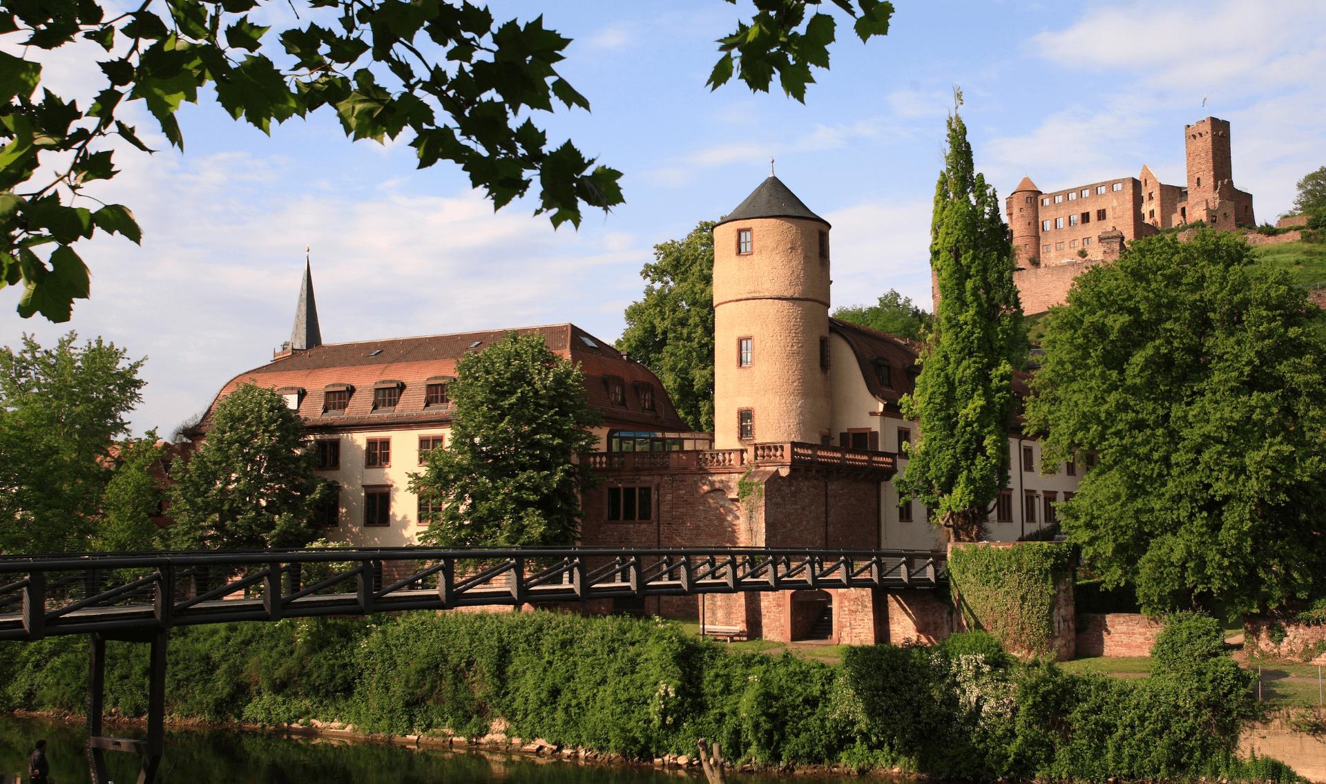 Fietsvakantie Lech, Tauber en Main
