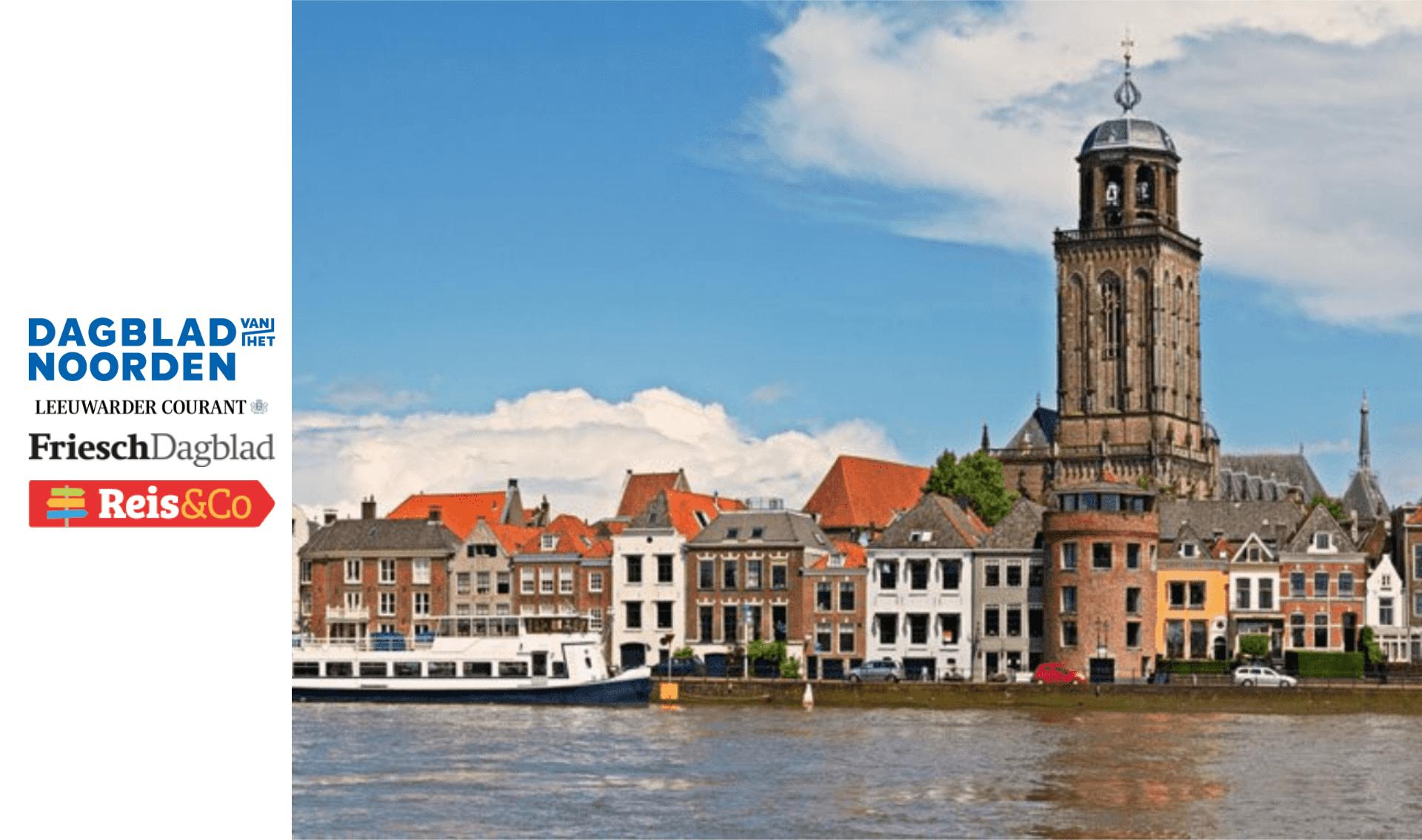 Fietscruise rondje Nederland