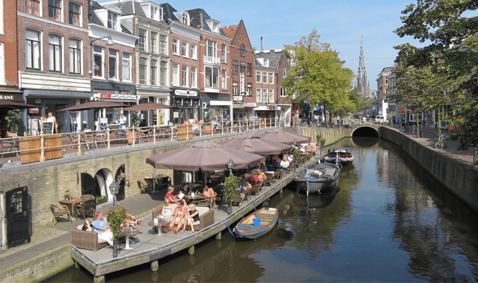 Fietsvakantie Friese Elfstedentocht