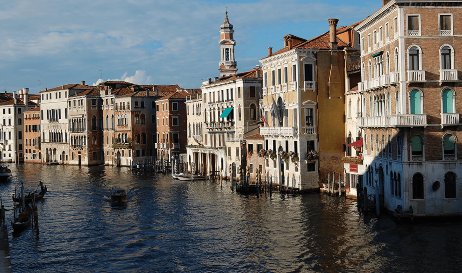 Fietsvakantie het Venetiaanse land