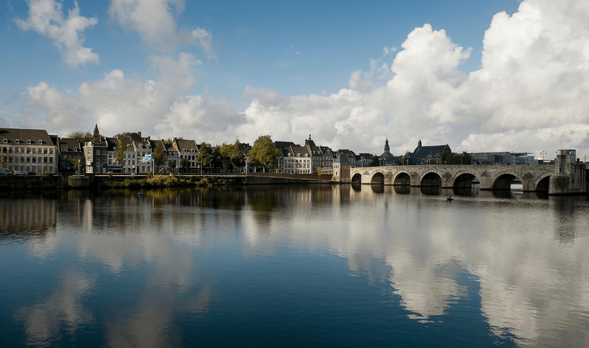 Fietsvakantie tussen Maas en Rijn