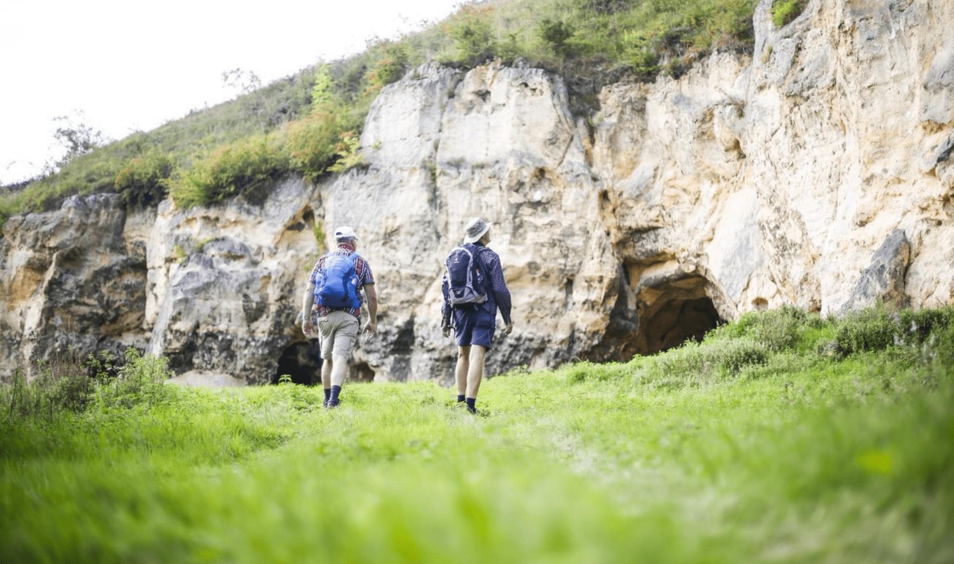 Wandelen door de Heuvels van Zuid-Limburg