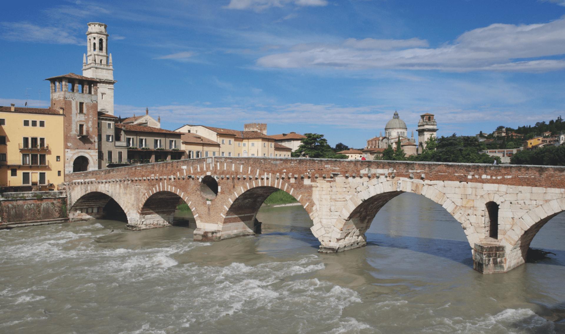 Fietsvakantie langs de Etsch/Adige (tot Verona)