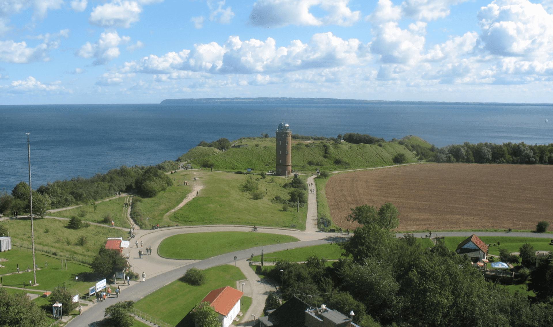 Rügen Hiddensee en Usedom