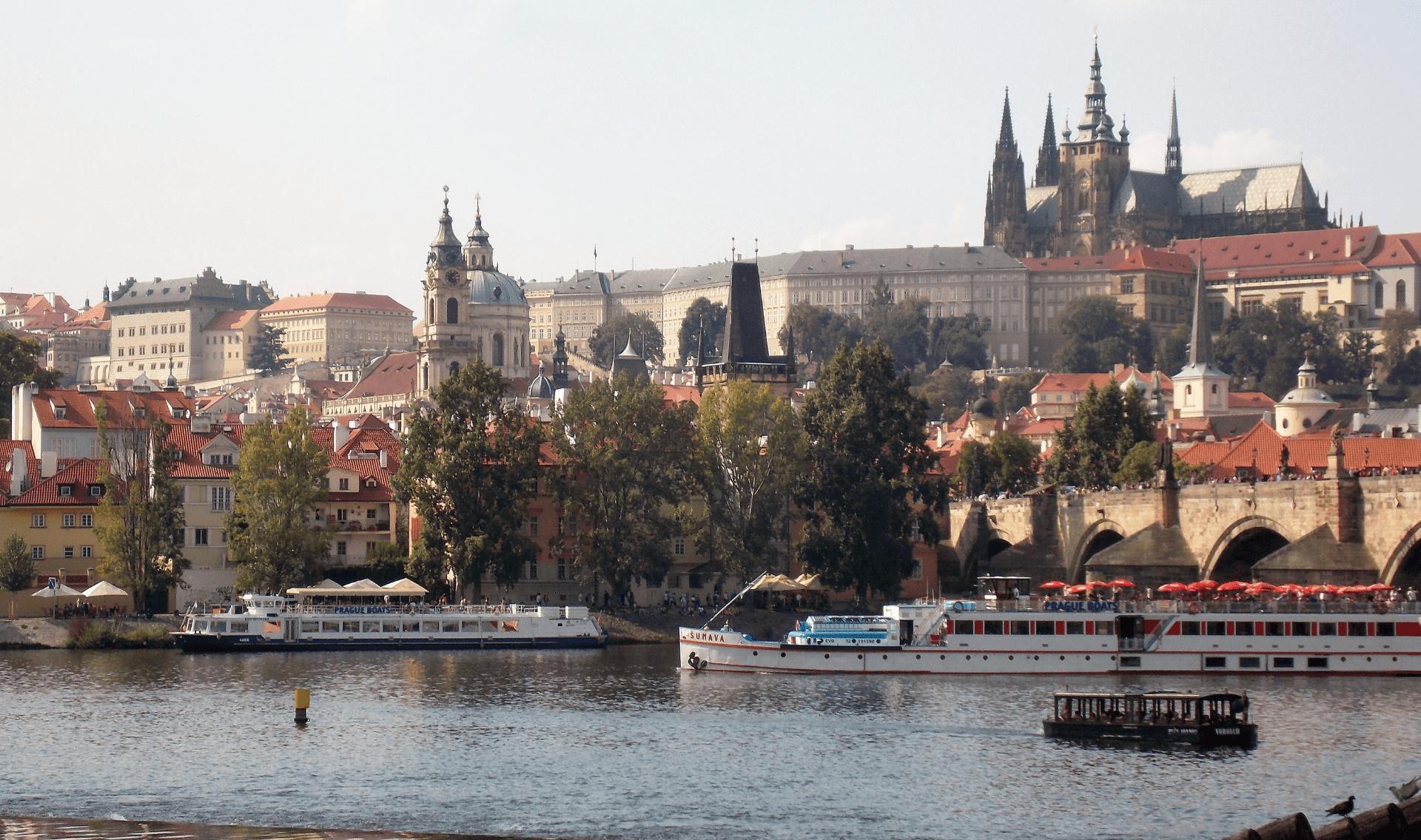 Fietsvakantie Tsjechië en Duitsland