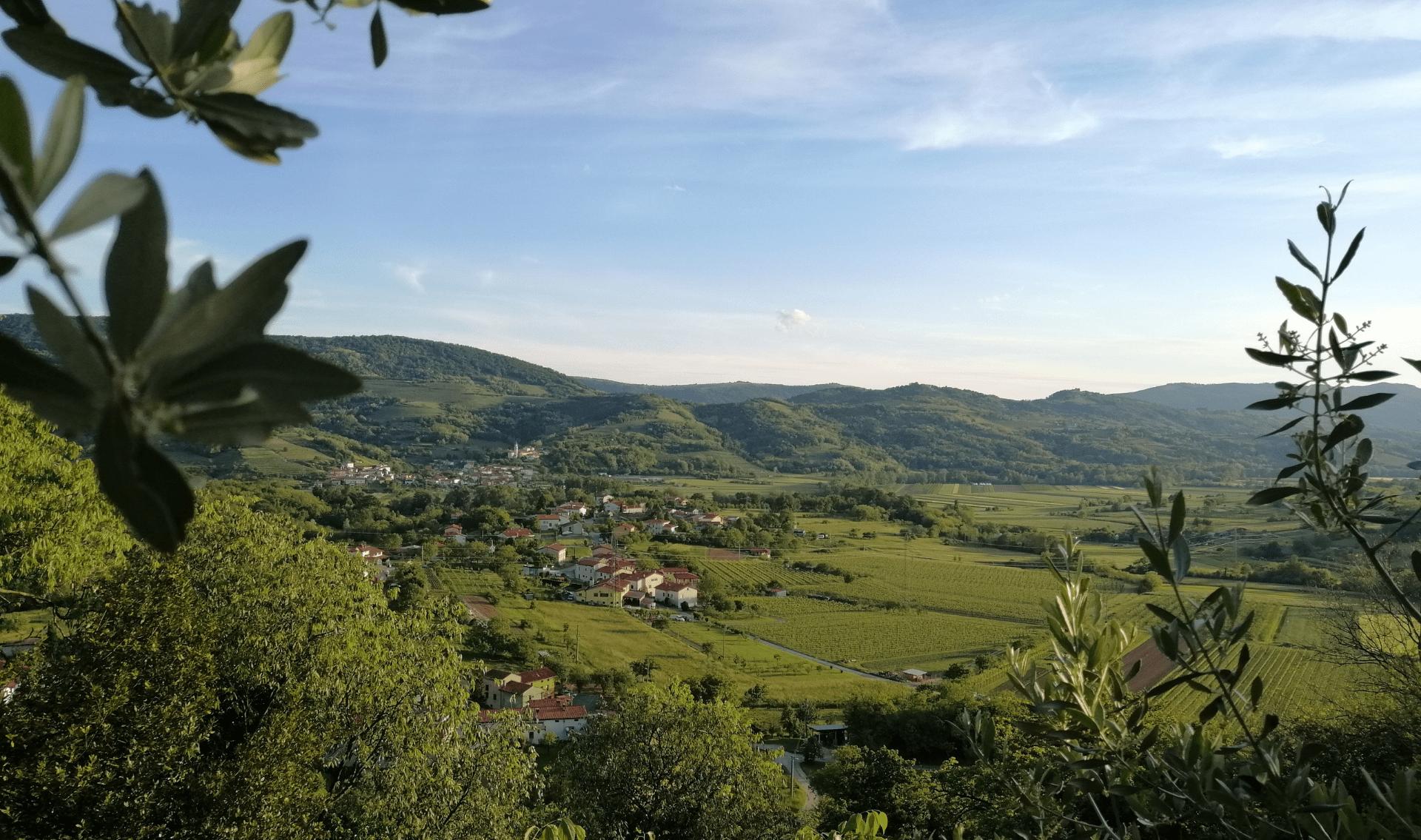 Fietsvakantie West-Slovenië