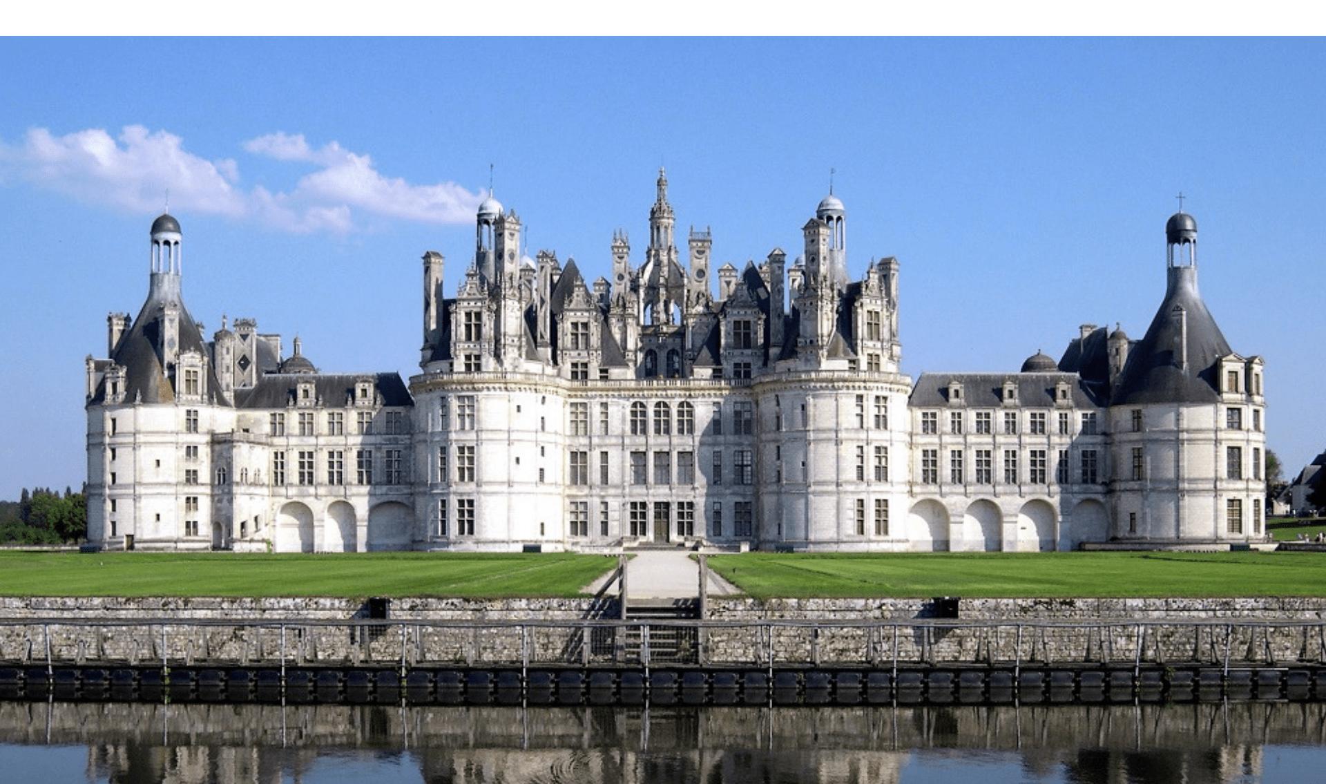 Fietsvakantie langs de Loire