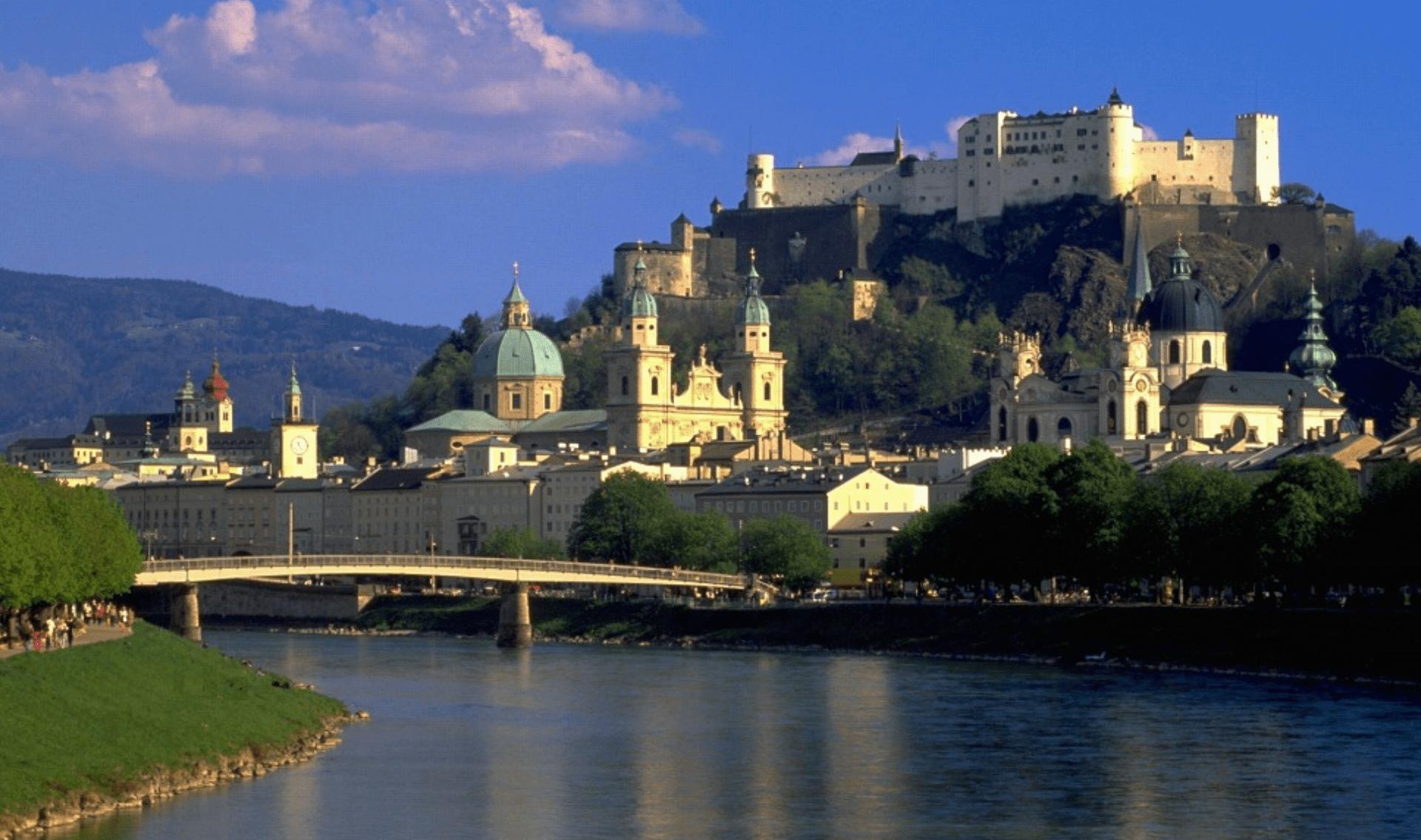 Fietsvakantie Salzburgerland