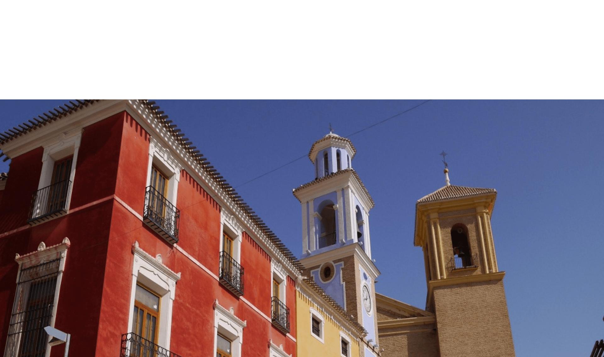 Fietsvakantie Murcia In het spoor van de Pelgrims