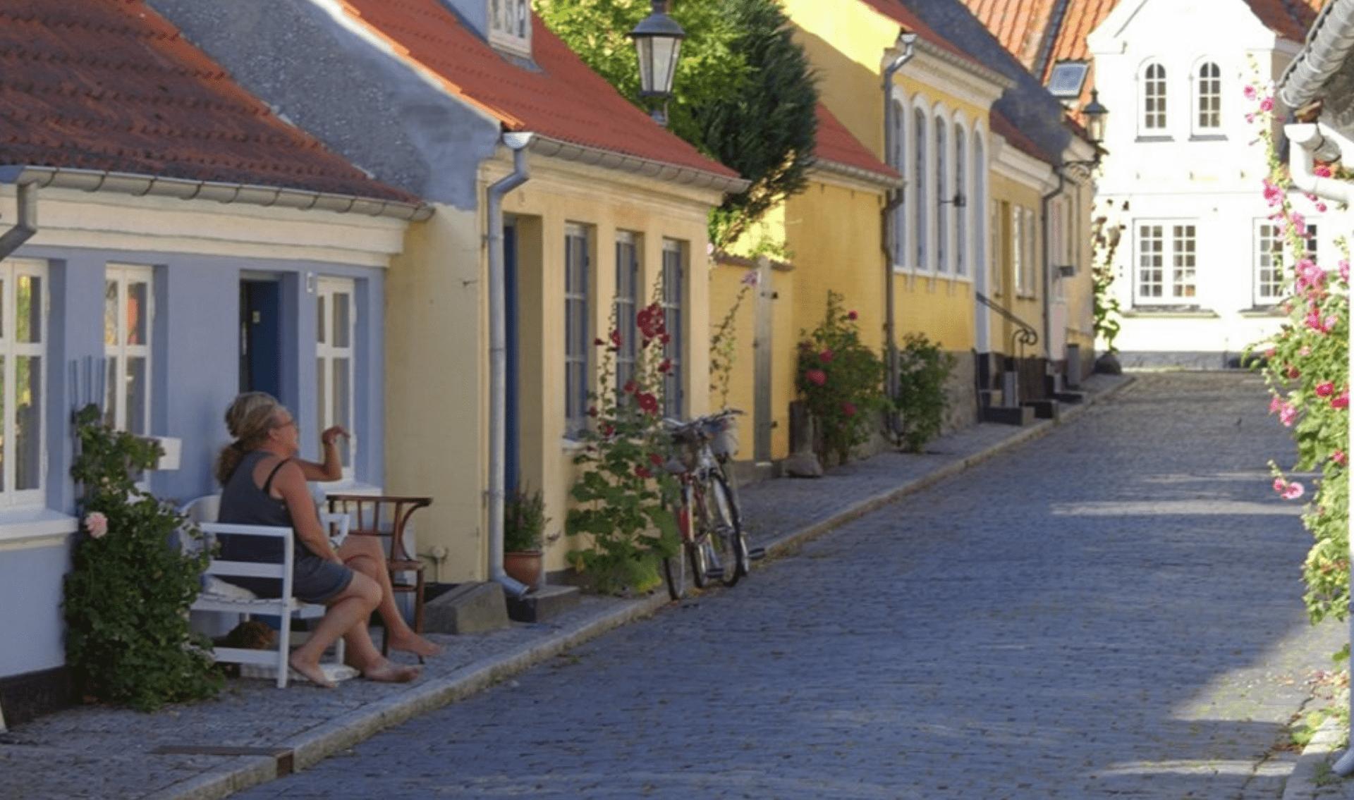 Fietsvakantie Seeland en Kopenhagen