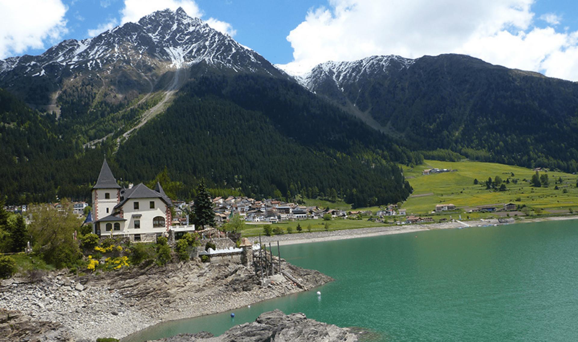 Fietsvakantie van Tirol tot Venetië