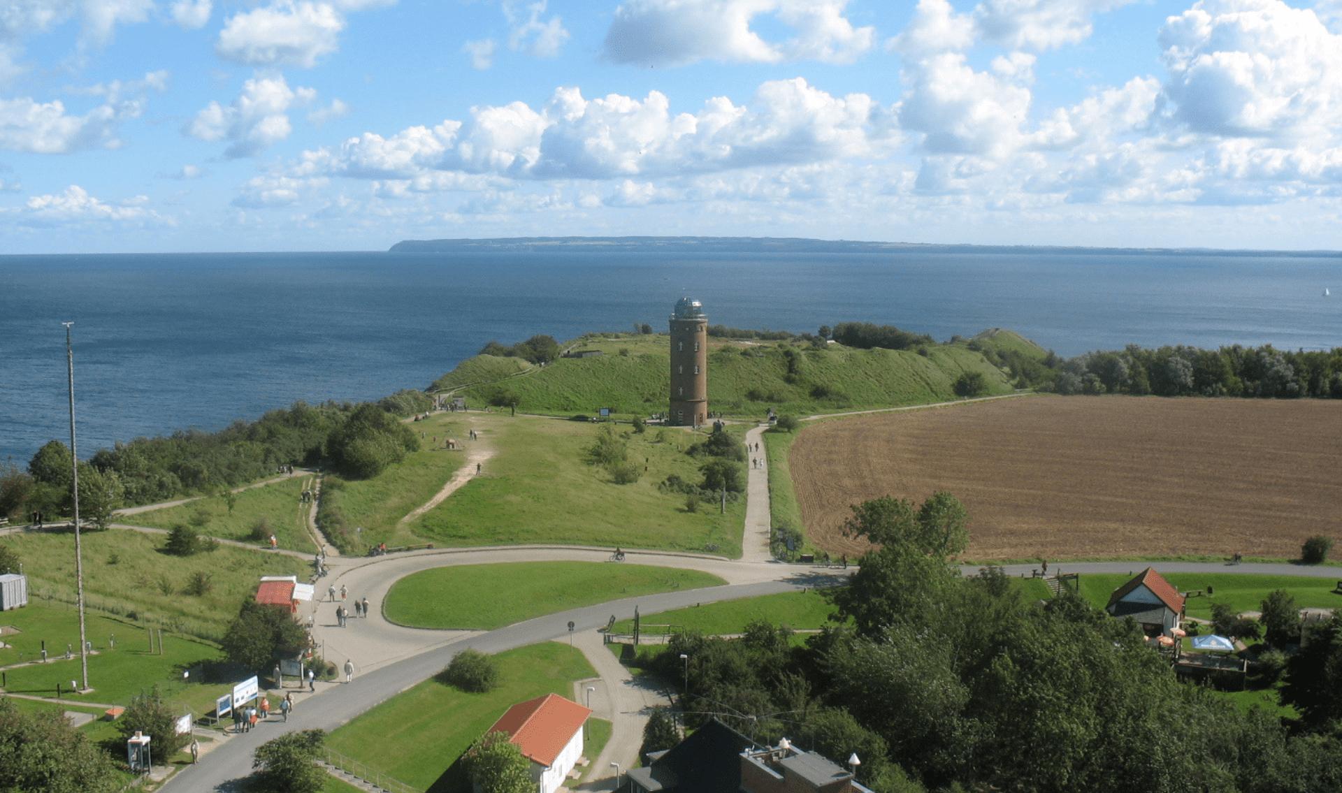 Fietsvakantie schiereiland van Rügen aan de Oostzeekust