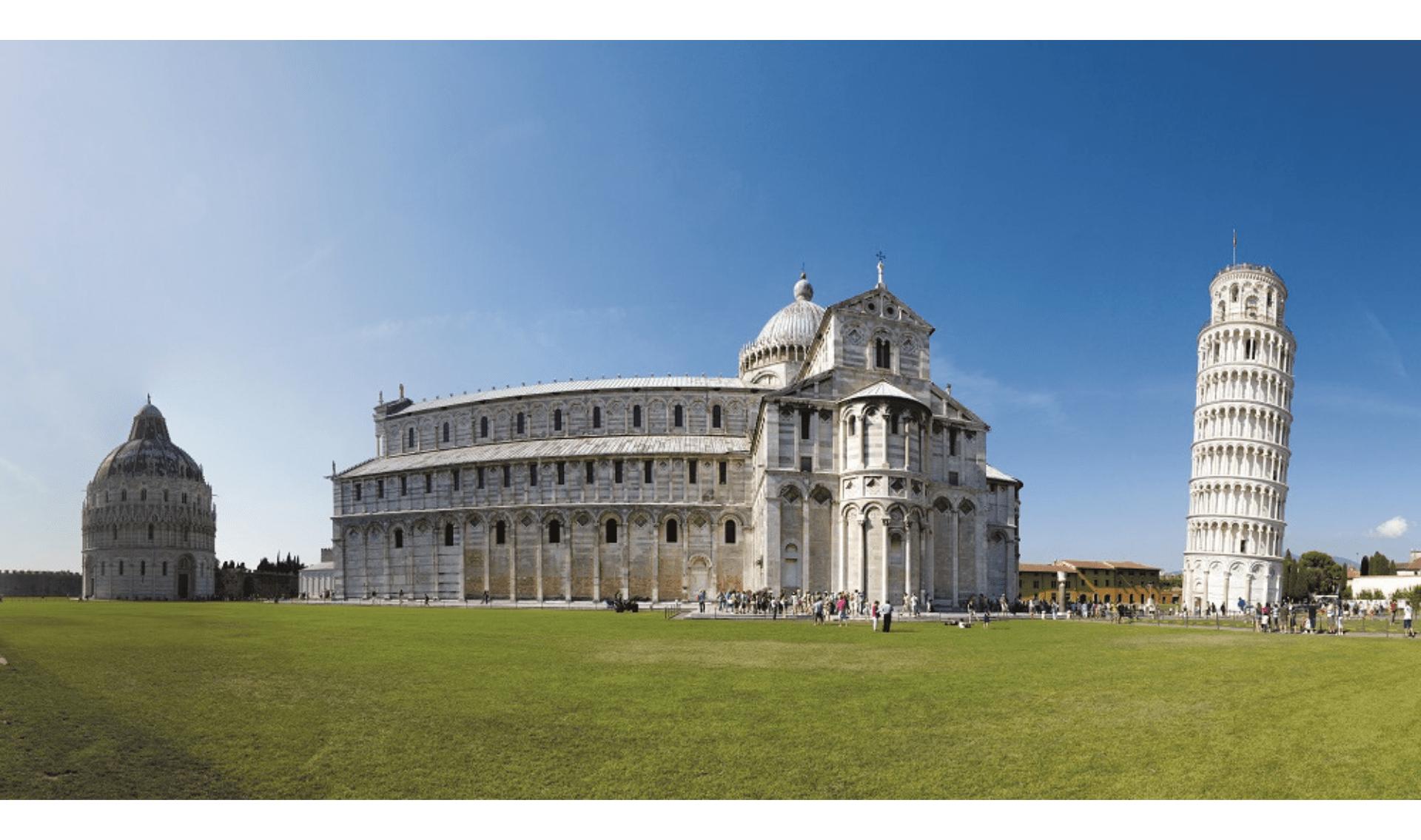 Fietsvakantie Toscane van Pisa naar Florence