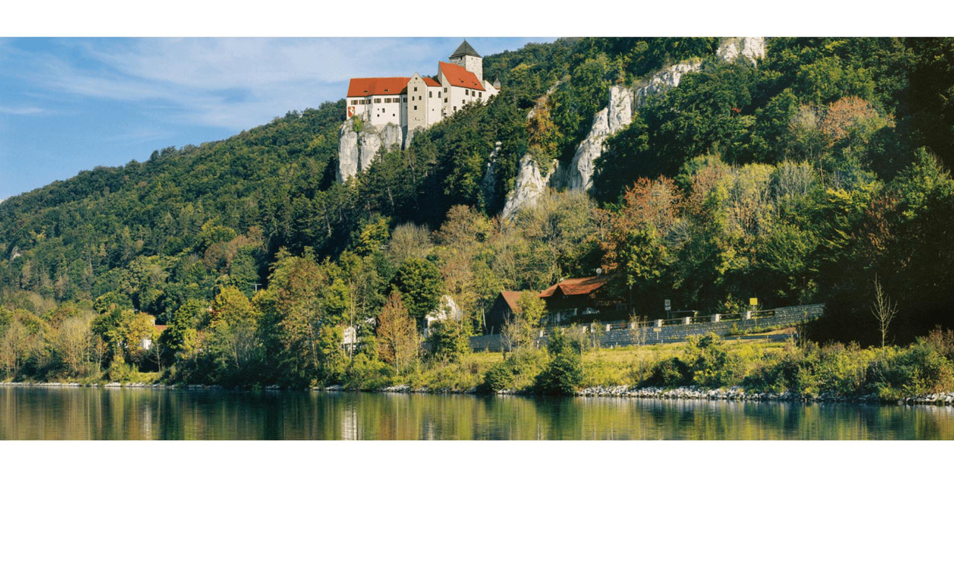 Fietsvakantie Langs Vijf rivieren in Beieren