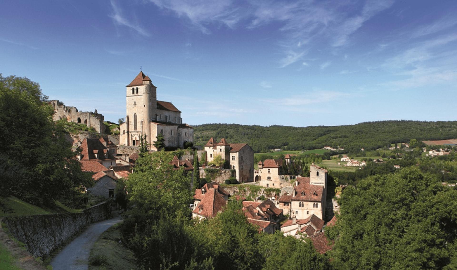 Fietsvakantie Lot en Dordogne
