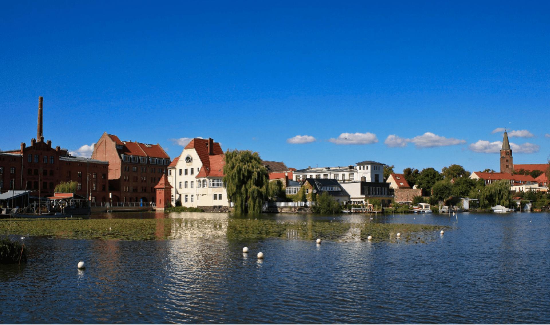 Fietsvakantie op de fiets door het Havelland, Potsdam