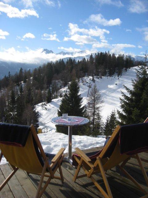 Arzl wintersfeer
