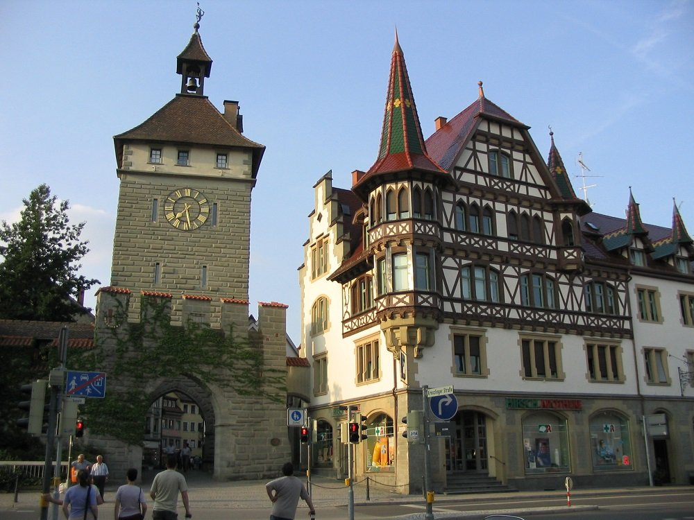 7 dagen rond de Bodensee vanuit Konstanz