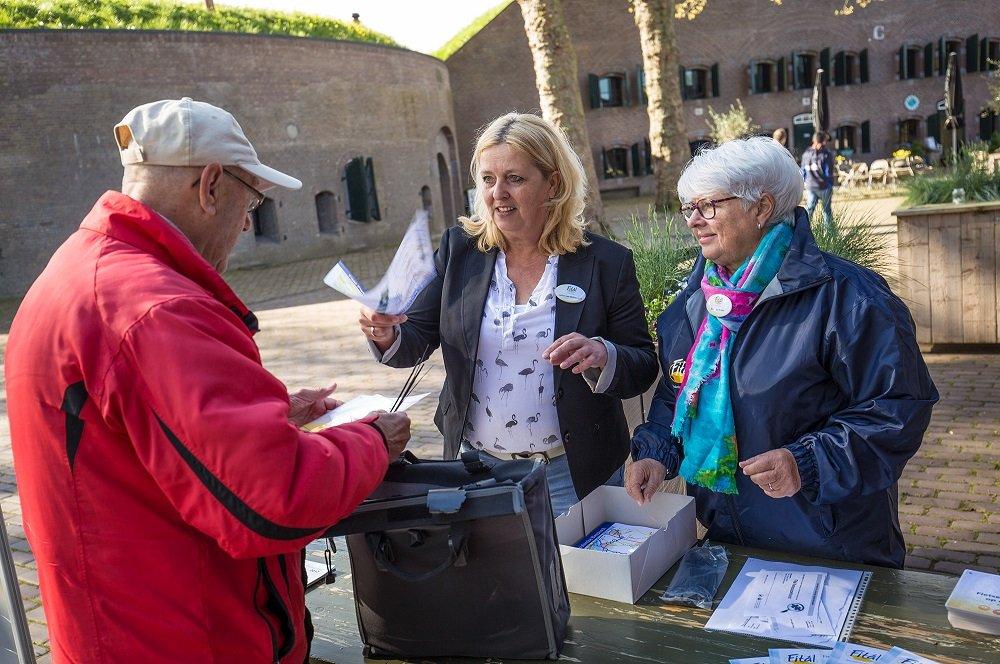 Fitál Opening Fiets- en Wandelseizoen 2017 - Fort Altena