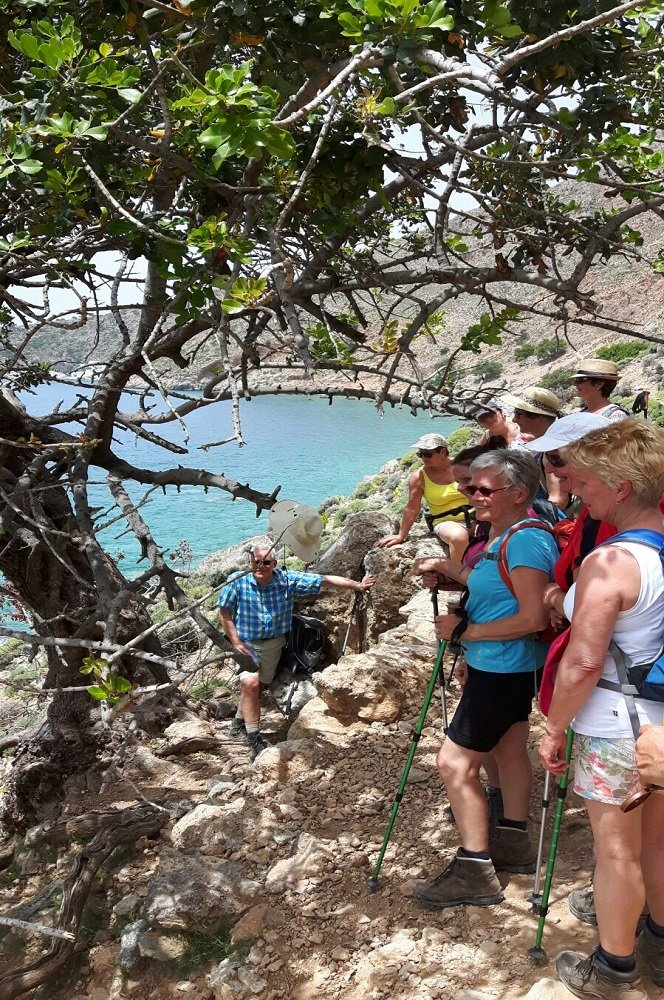Wandelvakantie Kreta