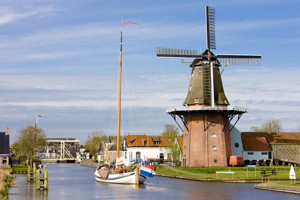 zeilboot nederland