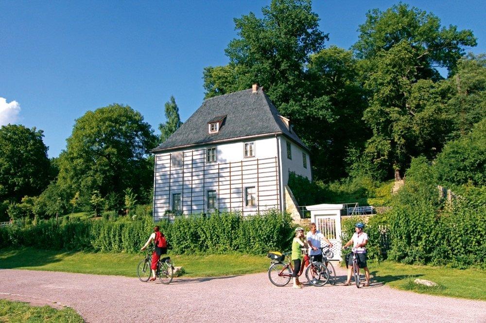 fietsers thuringen
