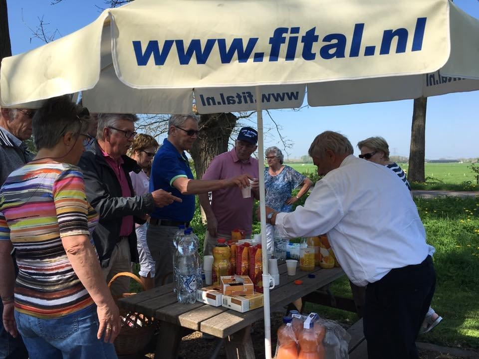 Impressie Fitál Opening Fietsseizoen 2018