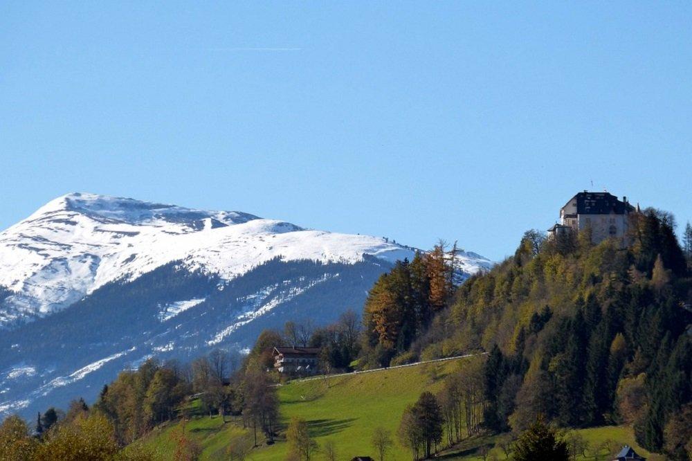 Fietsvakantie Brixental, Kirchberg - Tirol