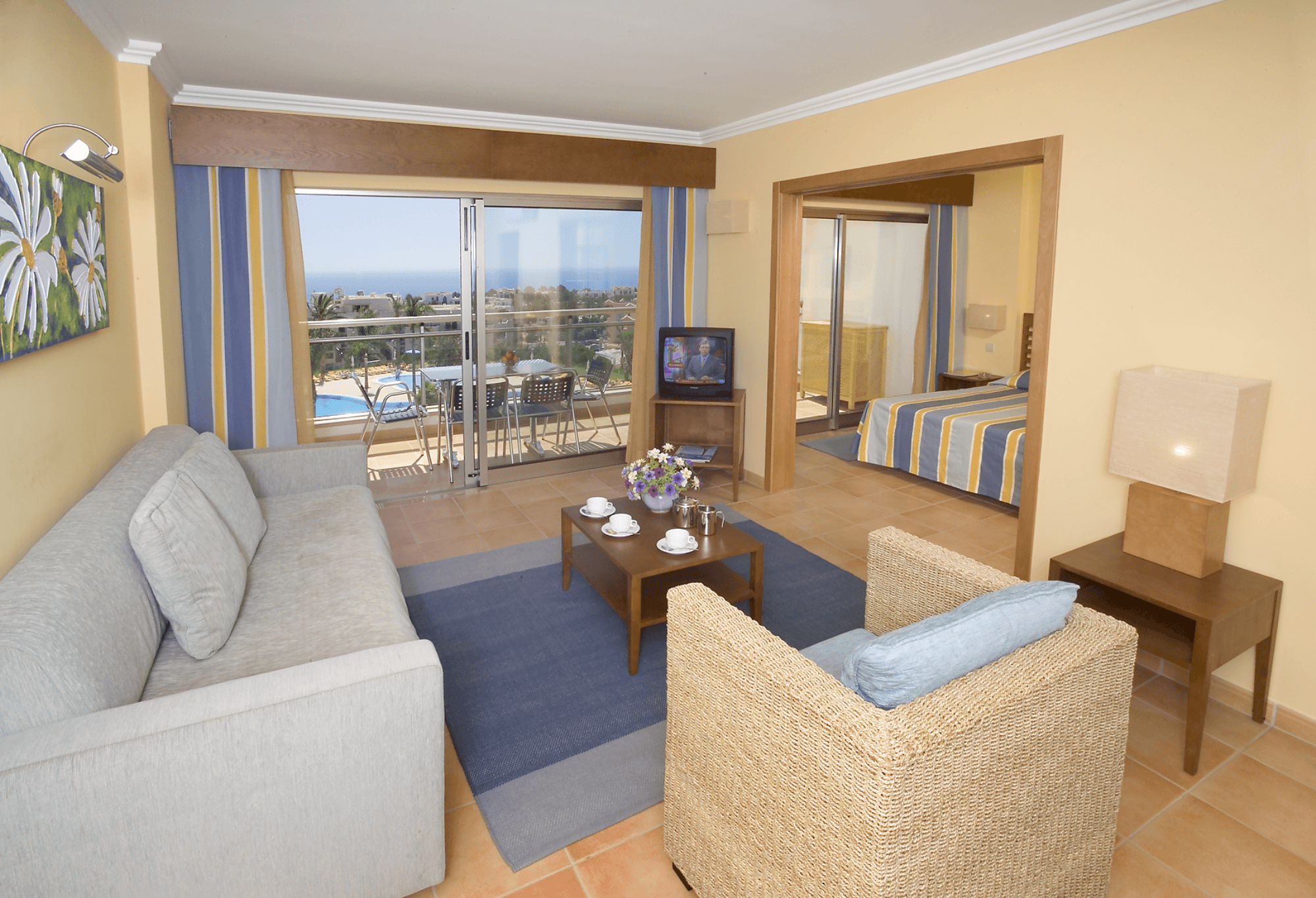 Aparthotel Alto da Colina - kamer/appartement