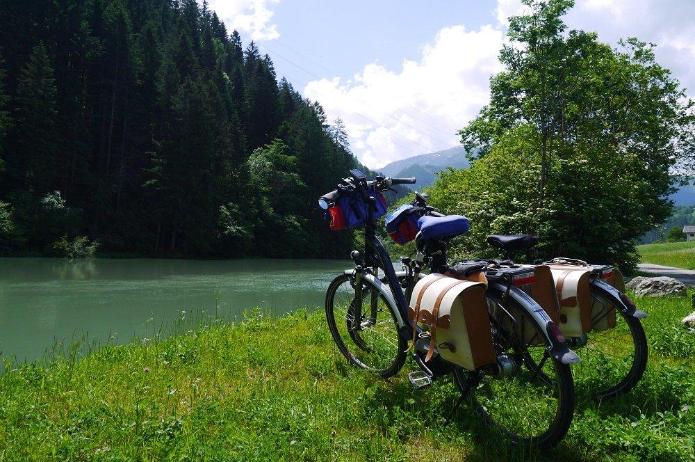 fietsen in Oostenrijk