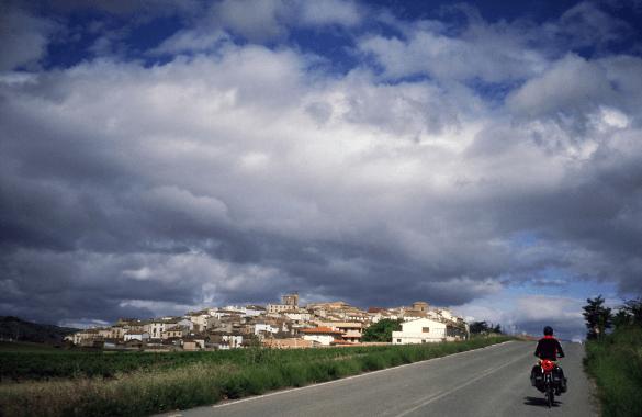 Santiago de Compostela - Fietskampeervakantie