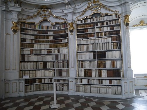 Stift Admont bibliotheek