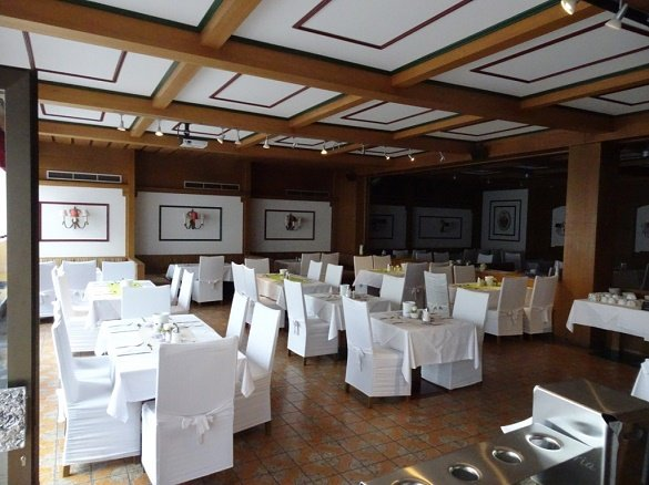 Hotel Traube restaurant