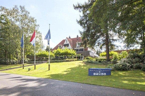 voorkant hotel Fletcher Rijssen