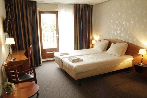 Hotel de Vooroever kamer