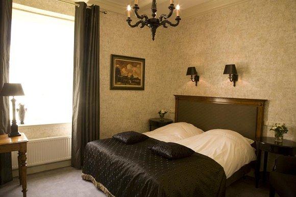 Hotel Oldruitenborg kamer