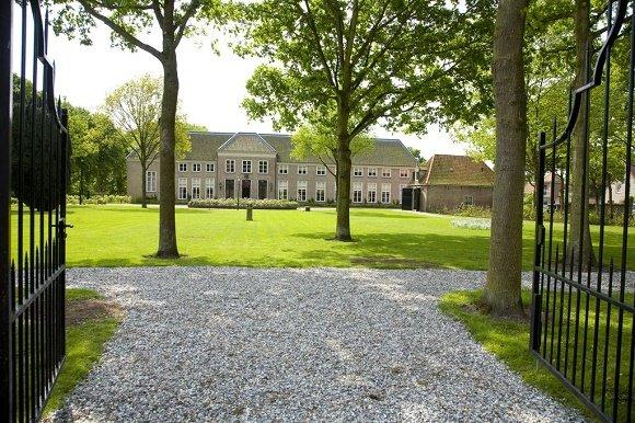 Hotel Oldruitenborgh voorzijde
