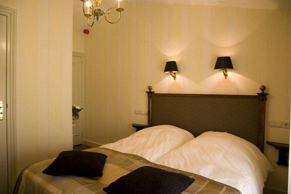 Hotel Oldruitenborgh kamer