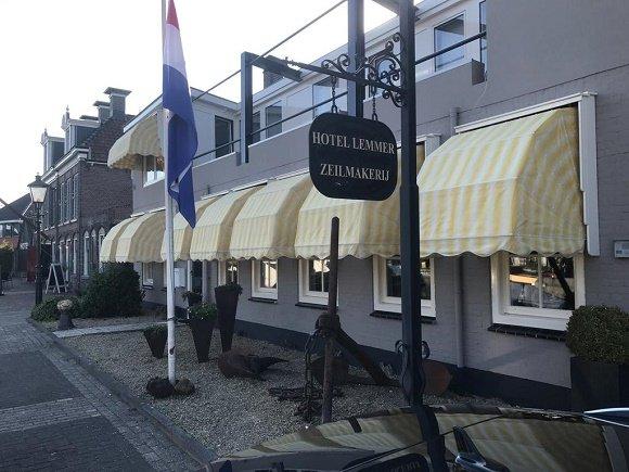Hotel Lemmer voorzijde