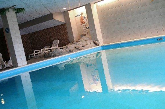 Hotel Iselmar zwembad