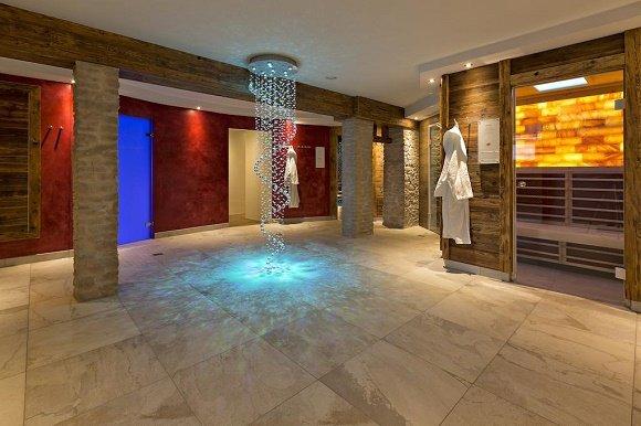 aparthotel kleinwalsertal sauna
