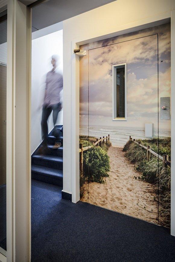 Badhotel Scheveningen lift