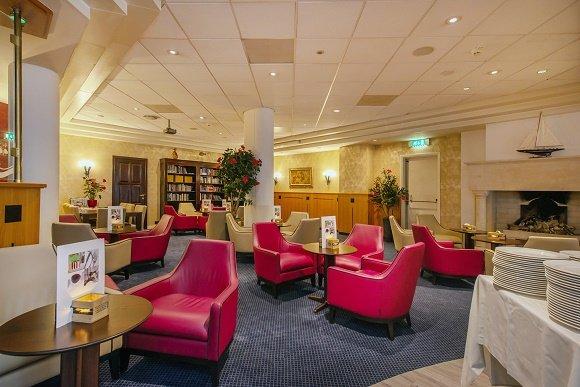 Badhotel Scheveningen lounge