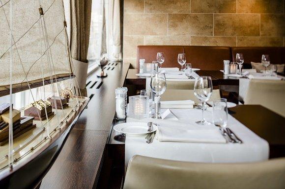 Badhotel Scheveningen restaurant
